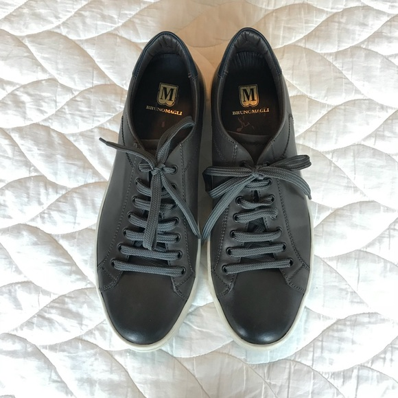Bruno Magli Westy Leather Laceup